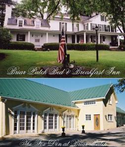 Briar Patch and Fox Den Reception Venue