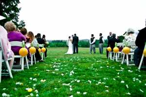 Wedding ceremony at Netherlands Carillon