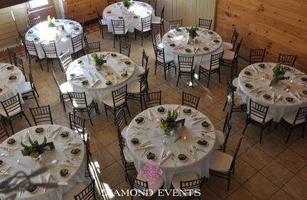 Reception at Beliveau Estate