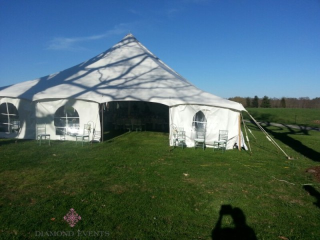 Rockwood Manor Tent