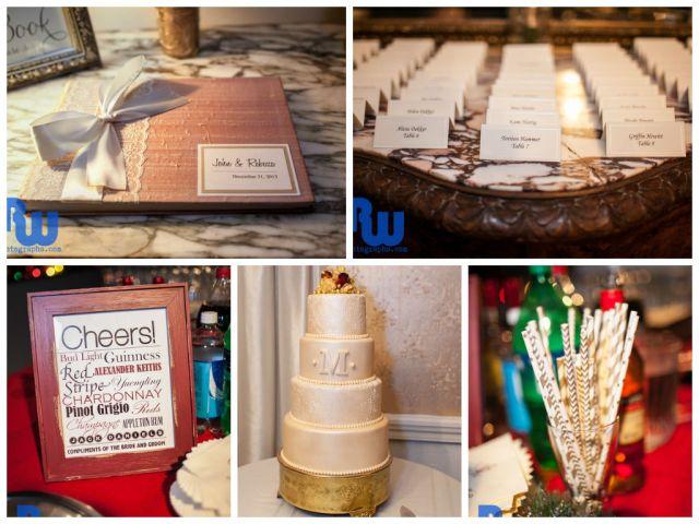 Rockledge Mansion Wedding