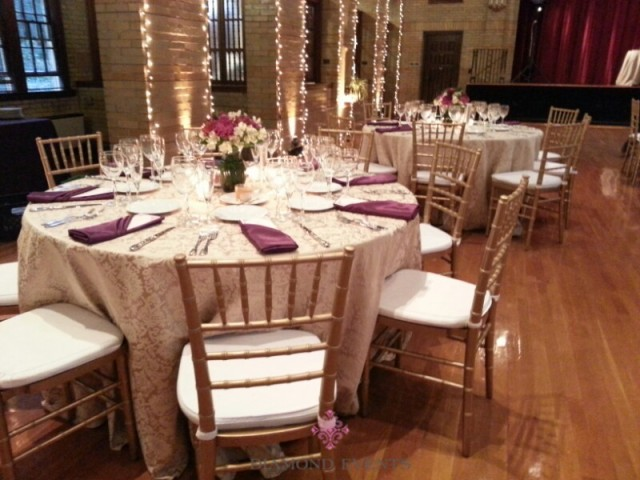 St. Francis Hall Wedding