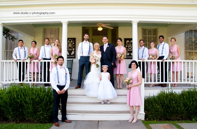 Whitehall Manor Wedding