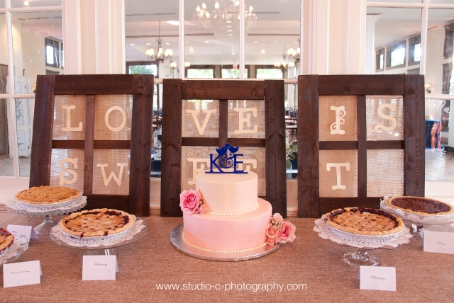 dessert table, whitehall manor, diamond events