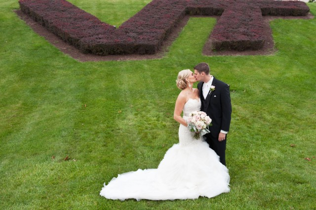 Virginia Tech Wedding